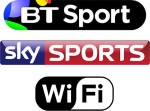 Sky and BT Sports